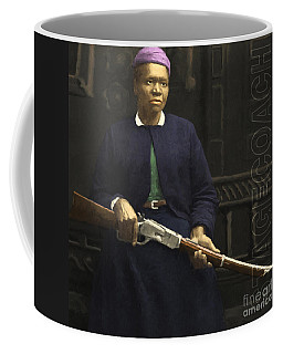 Stagecoach Mary Fields 20130518 Square With Text Coffee Mug