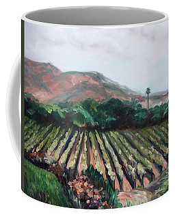 Stag's Leap Vineyard Coffee Mug by Donna Tuten