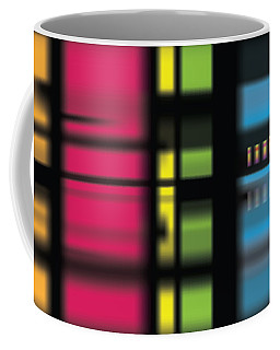 Stainbow Coffee Mug by Kevin McLaughlin