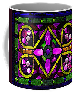 Stained Glass 3 Coffee Mug