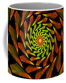 Stained Glass Art 01 Coffee Mug