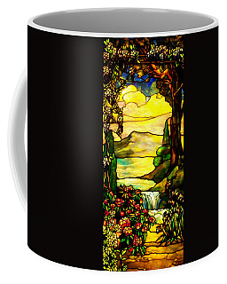 Stained Landscape 2 Coffee Mug
