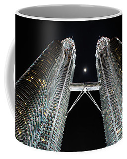 Stainless Steel Moon Coffee Mug