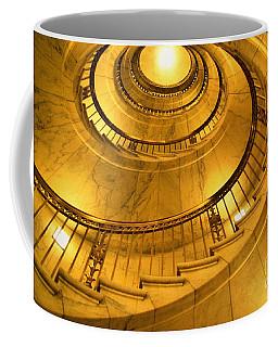 Stair Way To Justice Coffee Mug by John S