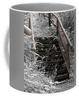 Stairway Home Coffee Mug by Jeanette C Landstrom