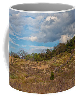 Stairway Of The Dunes Coffee Mug