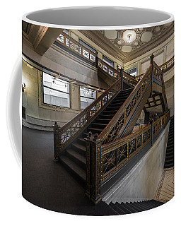 Stairwell Chicago Cultural Center Coffee Mug