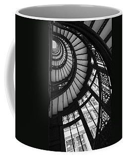Stairwell The Rookery Chicago Il Coffee Mug