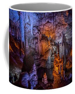 Stalactite Maze Coffee Mug