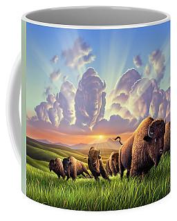 Stampede Coffee Mug