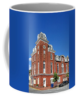 Stam's Hall Coffee Mug
