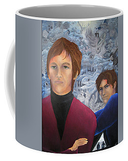Stan And Larry Rice 1965 Coffee Mug