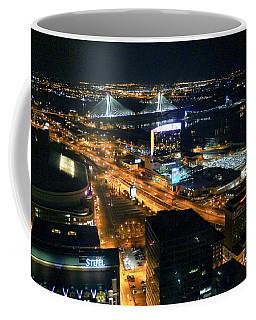 Stan Musial Bridge In St Louis Mo Dsc03215 Coffee Mug