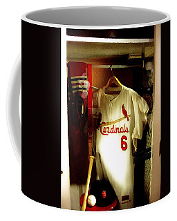 Stan The Man's Locker Stan Musial Coffee Mug