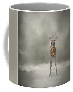 Stand Strong Little Fawn - Deer - Wildlife Coffee Mug