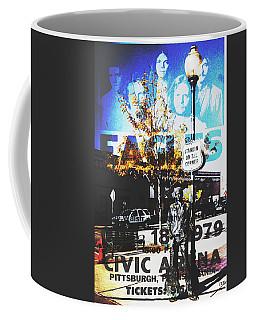 Standin On The Corner Coffee Mug