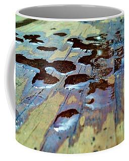 Standing Drops Coffee Mug