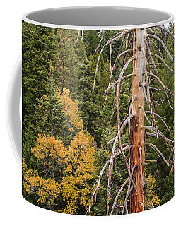 Standing Coffee Mug by Muhie Kanawati
