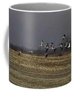 Standing Out 1 Coffee Mug