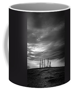 Standing Up Coffee Mug