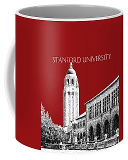 Stanford University - Dark Red Coffee Mug