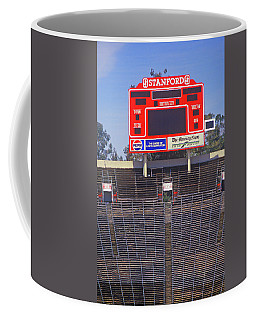 Stanford University Stadium In Palo Coffee Mug