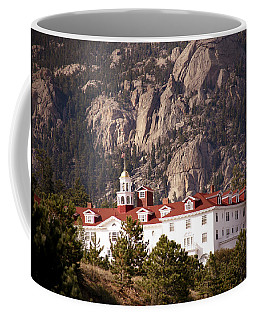Stanley Hotel Estes Park Coffee Mug