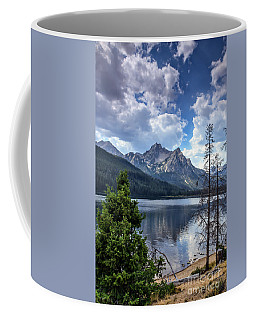 Stanley Lake View Coffee Mug