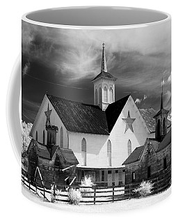 Star Barn Complex In Infrared Coffee Mug