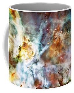 Star Birth In The Carina Nebula  Coffee Mug
