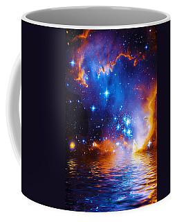 Stars As Diamonds Coffee Mug