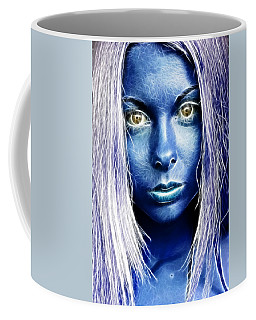 Star Girl Coffee Mug