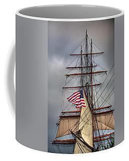 Star Of India Stars And Stripes Coffee Mug