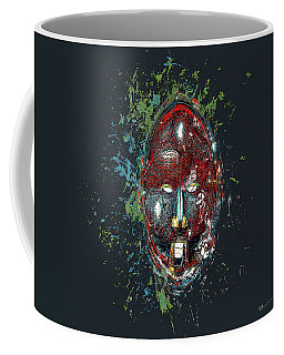 Star Spirits - Cosmic Spirit Of Dan Coffee Mug