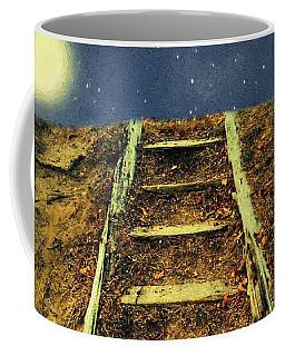 Starclimb Coffee Mug by RC deWinter