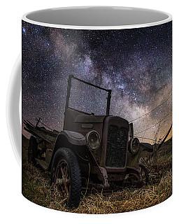 Stardust And  Rust Coffee Mug