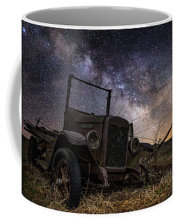 Stardust And  Rust Coffee Mug