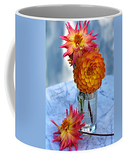 Starfire Coffee Mug by Jeanette C Landstrom