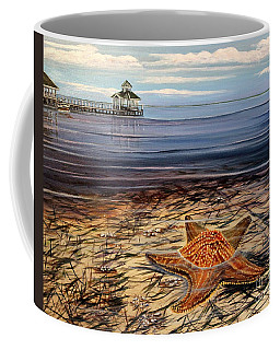 Starfish Drifting Coffee Mug