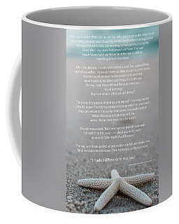 Starfish Make A Difference  Coffee Mug