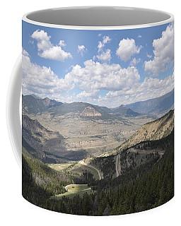 Starlight Basin Coffee Mug