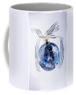 Christmas Ornament With Stars Coffee Mug