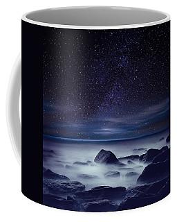 Starry Night Coffee Mug by Jorge Maia