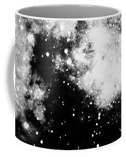 Stars And Cloud-like Forms In A Night Sky Coffee Mug