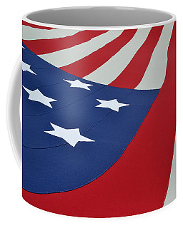 Stars And Stripes Coffee Mug