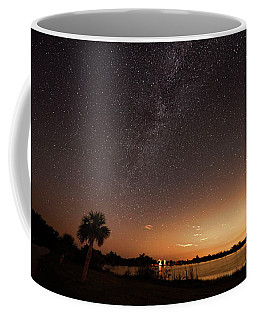 Stars In Big Cypress National Preserve Coffee Mug