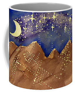 Stars Of Heaven And Earth Coffee Mug