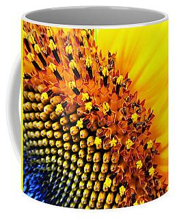 Stars Of The Sun Coffee Mug
