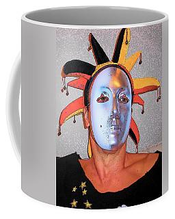 Stars Over Moon Coffee Mug