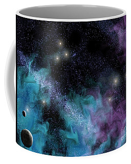 Starscape Nebula Coffee Mug